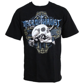 t-shirt men NECROPHAGIST-SEVEN - RELAPSE - TS2965