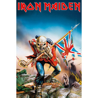 poster - Iron Maiden - Trooper - LP1401 - GB posters