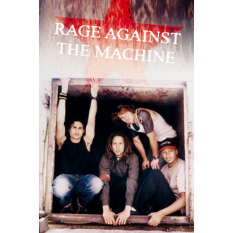 poster - Rage Against the Machine - Band - LP1406 - GB posters