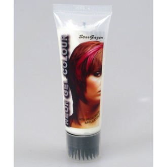 color (gel) to hair STAR GAZER - UV White Glow - SGS152A
