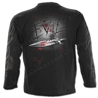 t-shirt men with long sleeve SPIRAL - Evil - DS 118700
