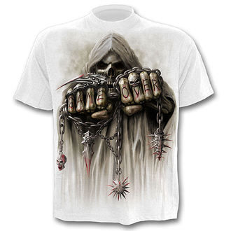t-shirt men's - Game Over - SPIRAL - T026M113