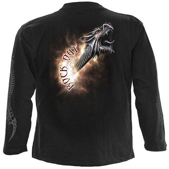 t-shirt men with long sleeve SPIRAL - TR 294700