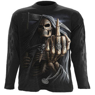 t-shirt men's - Bone Finger - SPIRAL - M005M301