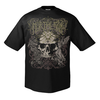 t-shirt metal men's Mortal Sin - Good Versus Evil - ART WORX - 185821