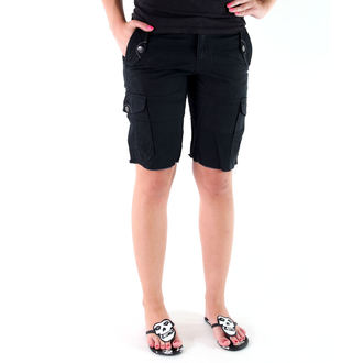 shorts women FOX - Bear Trainer - BLACK