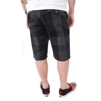 shorts men FOX - Low Road - BLACK