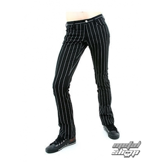 pants women Mode Wichtig - New Hipster Pin Stripe - M-1-04-050-01
