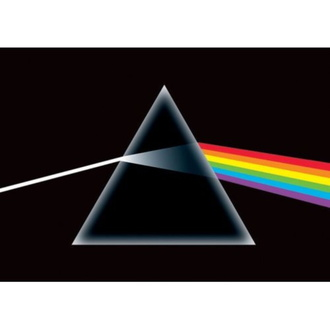 Postcard PINK FLOYD - Dark side - ROCK OFF, ROCK OFF, Pink Floyd