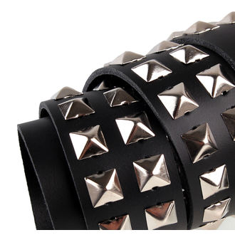 belt leather PYRAMIDS 2 - PAS - 137