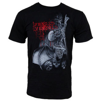 t-shirt metal men's Avenged Sevenfold - Spine Climber - BRAVADO - 17951246