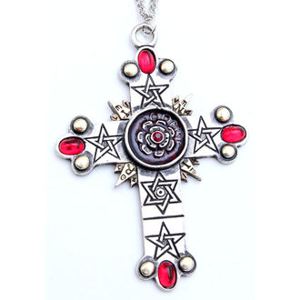 pendant The Rose Cross - EASTGATE RESOURCE - FB8
