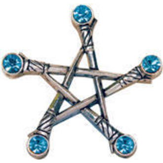 pendant Pentagram of Swords - EASTGATE RESOURCE, EASTGATE RESOURCE