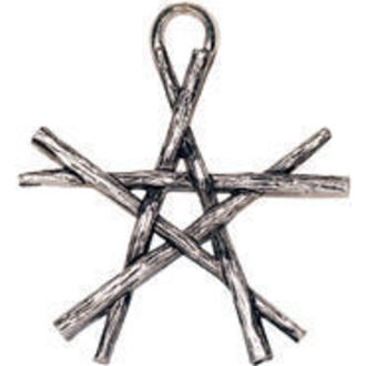 pendant Pentagram of Wands - EASTGATE RESOURCE, EASTGATE RESOURCE