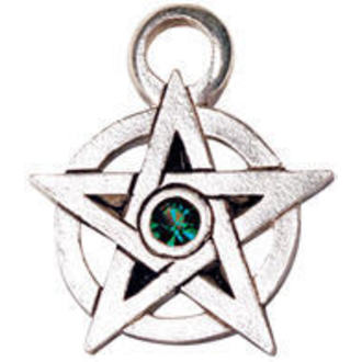 pendant Jewelled Pentagram - EASTGATE RESOURCE, EASTGATE RESOURCE