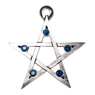 pendant Open Pentagram - EASTGATE RESOURCE, EASTGATE RESOURCE
