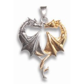 pendant Dragon Heart - EASTGATE RESOURCE - COM02