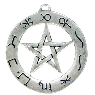 pendant Planetary Pentagram - EASTGATE RESOURCE, EASTGATE RESOURCE