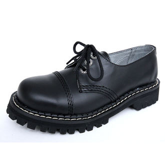 leather boots - KMM - Black - 030