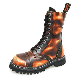 leather boots - KMM - 100