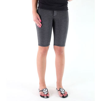 shorts women VANS - Shifty - CHARCOAL HEATHER