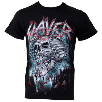 t-shirt metal men's Slayer - Demon Storm - ROCK OFF - SLAYTEE03MB