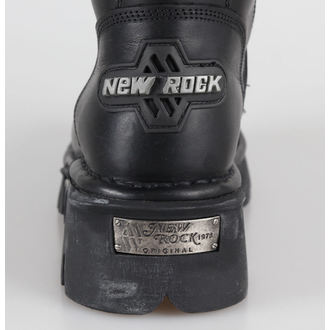 boots leather - 235-S1 - NEW ROCK