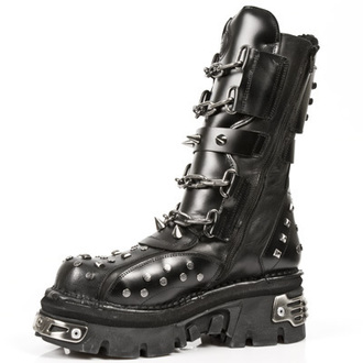 boots leather - 799-S1 - NEW ROCK