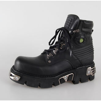boots leather - 924-S1 - NEW ROCK