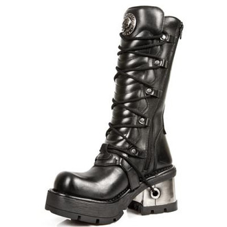 boots leather - 1016-S1 - NEW ROCK