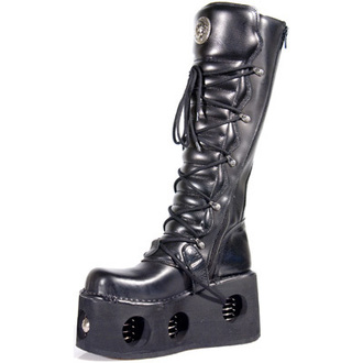boots leather - 272-S2 - NEW ROCK