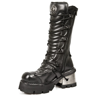boots leather - 991-S1 - NEW ROCK