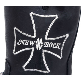 boots leather - 7622-S1 - NEW ROCK