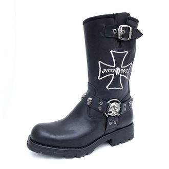boots leather - 7622-S1 - NEW ROCK - M.7622-S1