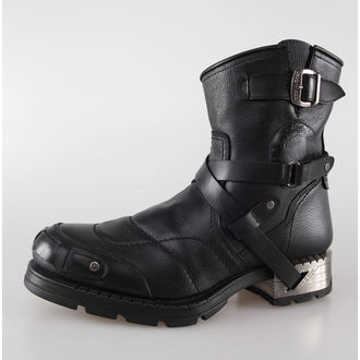 boots leather - MR004-S1 - NEW ROCK - M.MR004-S1