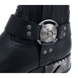 boots leather - MR007-S1 - NEW ROCK