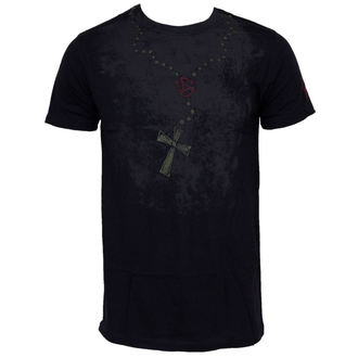 t-shirt street men's - Mike Dirnt - MACBETH - Black/2
