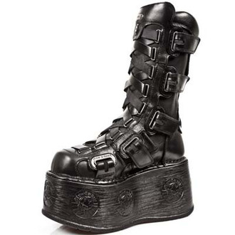 boots leather - 189-S1 - NEW ROCK