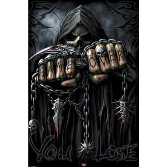 poster Spiral (Game Over Reaper) - PYRAMID POSTERS - PP31942
