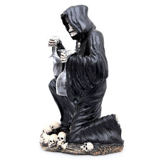 decoration Grim Reaper Bottle and Glass Holder