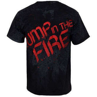 t-shirt metal men's Metallica - Jump In The Fire All Over - BRAVADO