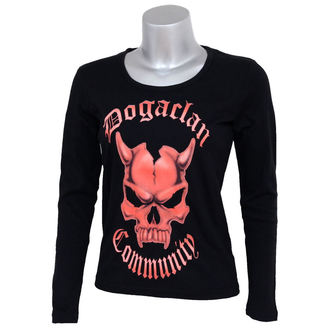 t-shirt women with long sleeve Doga