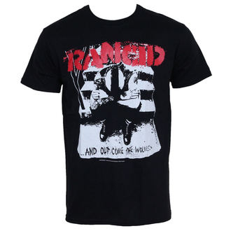 t-shirt metal men's Rancid - Wolves - RAZAMATAZ - ST0843