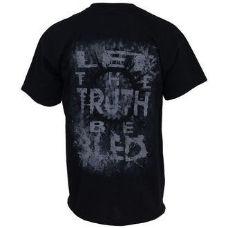 t-shirt metal men's Suffocation - Let The Truth Be Bled - RAZAMATAZ