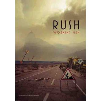 flag Rush - Working Men - JFL 1043