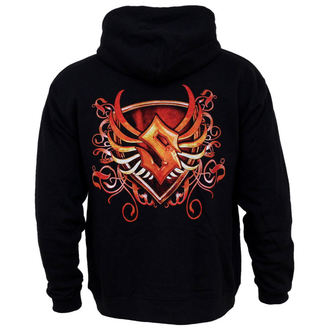 hoodie men with zipper Sabaton - Coat Of Arms - NUCLEAR BLAST - 168947