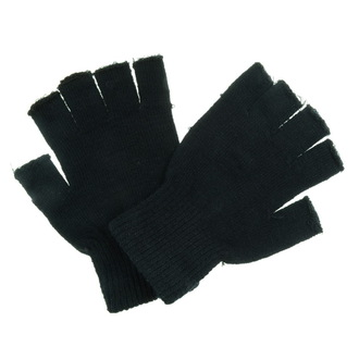 gloves POIZEN INDUSTRIES - Fingerless Gloves - Black