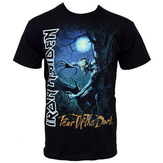 t-shirt men Iron Maiden - Fear Of The Dark - EMI - TSB 7529