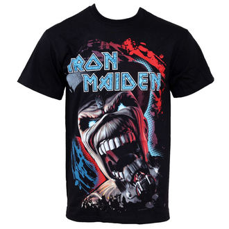 t-shirt metal men's Iron Maiden - Wildest Dreams - ROCK OFF - IMTEE24MB