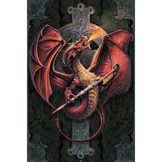 poster Anne Stokes - Celtic Dragon - Reinders 15539